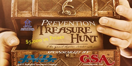 Prevention Treasure Hunt tickets