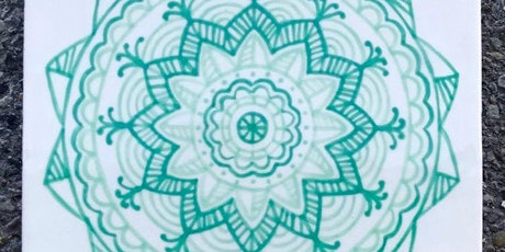 Mandalas for Mindfulness Painting Workshop tickets