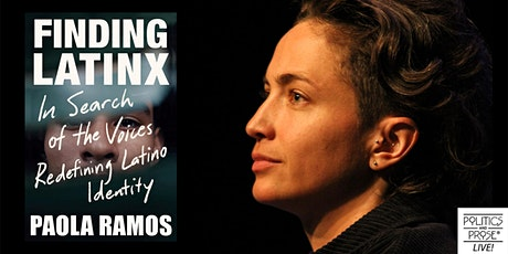 P&P Live! Paola Ramos | FINDING LATINX with Jennifer Palmieri tickets