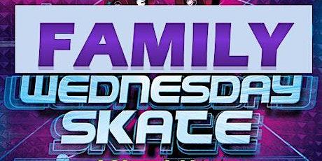 Wednesday Night Family Skate Night tickets