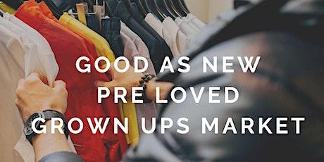 Good as New Grown Ups Market