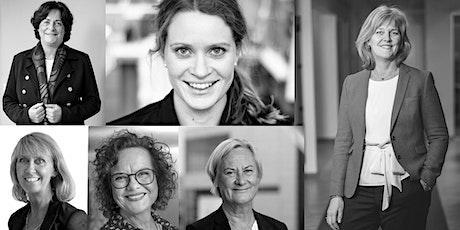 Kvinnligt ledda börsbolag inom Life Science tickets