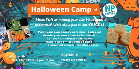 Halloween Camp B tickets