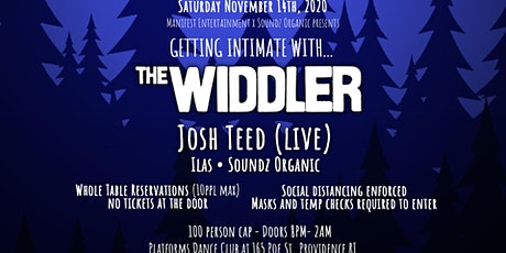 Getting Intimate with 'The Widdler' tickets