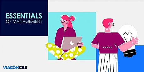 ViacomCBS Virtual Essentials of Management Series tickets