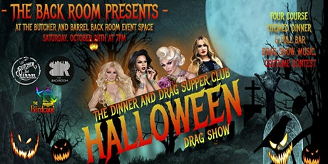 The Dinner and Drag Supper Club Halloween Drag Show tickets