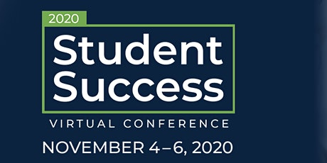 SSC Student Success Conference Fall 2020 tickets