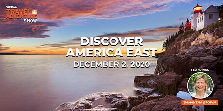 Virtual Travel & Adventure Show: Discover America - East tickets