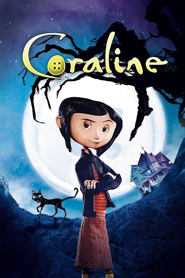 Starlite Drive In Movies - CORALINE image