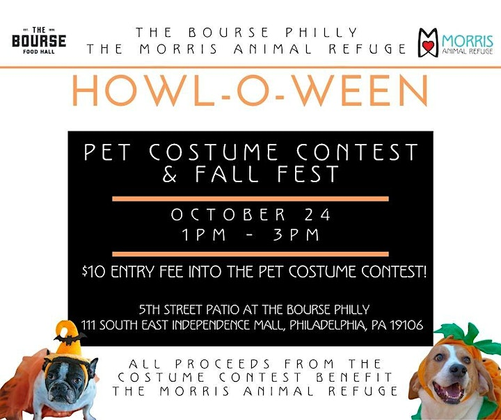 HOWL-o-ween Pet Costume Contest & Fall Fest! image
