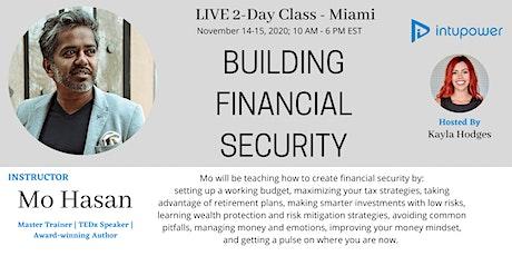 Building Financial Security tickets