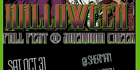 NYSoM Fall Festival @ Sherman Creek tickets