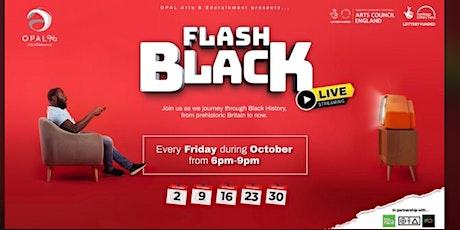 Flash BLack tickets