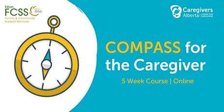 Edson FCSS: COMPASS for the Caregiver tickets