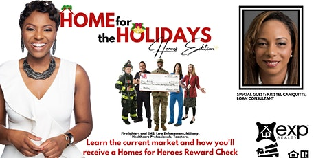 Home for the Holidays: Heroes Edition tickets