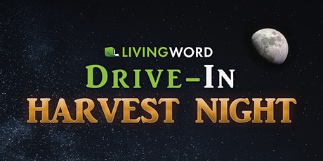 Drive-In Harvest Night tickets