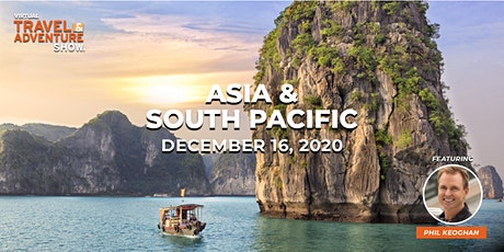 Virtual Travel & Adventure Show: Asia | South Pacific tickets