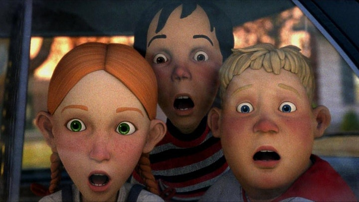 Starlite Drive In Movies - MONSTER HOUSE image