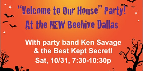 OFFICIAL Beehive Dallas Kick off Party:  Velcome to Our House! tickets