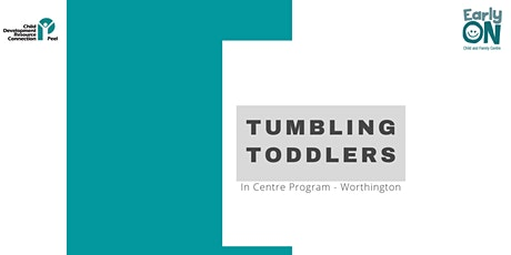 IN CENTRE PROGRAM - Tumbling Toddlers (12 months to 3 years) tickets