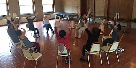 Chair Yoga with Joe - Thurs @ 10:30 AM CST tickets