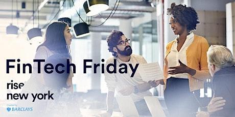 FinTech Friday- October 23rd (Virtual) tickets