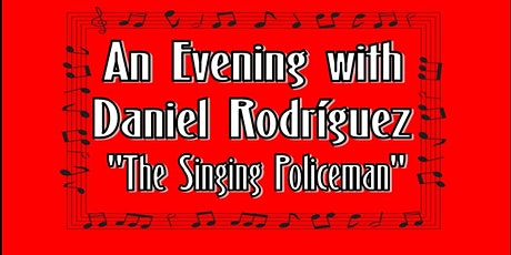 An Evening with Daniel Rodriguez tickets
