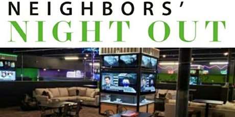 Neighbor's Night Out at Press Play Gaming Lounge!! tickets