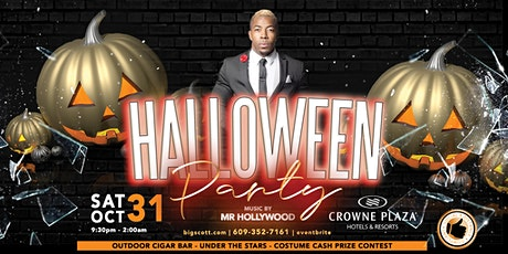 Halloween Annual Party  with Big Scott & Friends Limit Tickets Safety First tickets