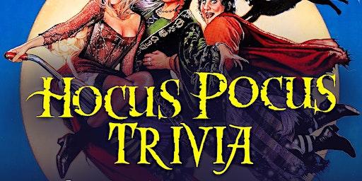 """""""Hocus Pocus"""" Trivia"""