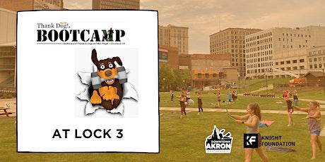 Thank Dog! Bootcamp Class tickets