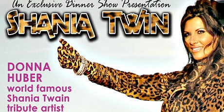 Shania Twain Dinner Show Presentation tickets