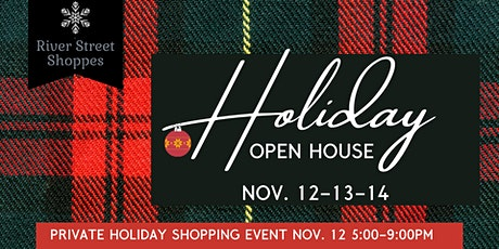 River Street Shoppes Holiday Open House tickets