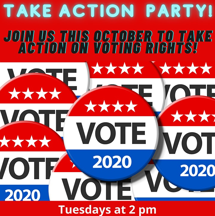 Take Action Party image