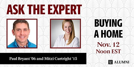 Ask the Expert: Buying a Home