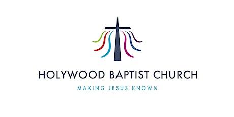 25th October - Holywood Baptist Church Sunday Service (Surnames: Mc-Z)