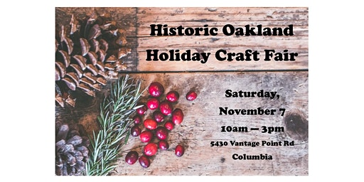 Christmas Craft Shows In Maryland 2020 Baltimore, MD Craft Fairs Events | Eventbrite