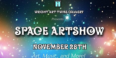 Space Artshow tickets