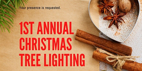 1st Annual Christmas Tree Lighting at Pleasant Park tickets