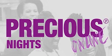 PRECIOUS Nights Online |The November edition tickets
