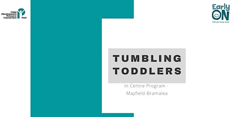IN CENTRE PROGRAM - Tumbling Toddlers (12 months to 3 years)
