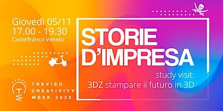 Study visit presso la 3DZ: stampare il futuro in 3D biglietti