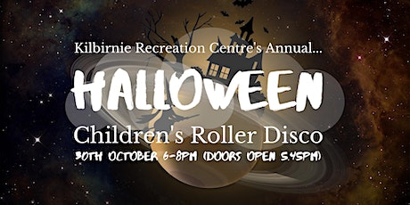 Children's Halloween Roller Disco