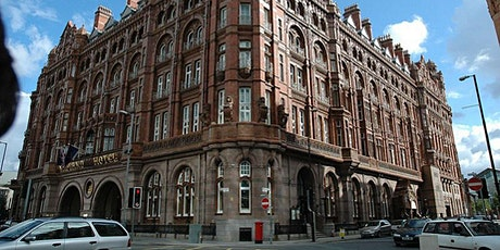 Midland Hotel, Manchester, full tour on Zoom tickets
