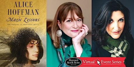Virtual Event: Alice Hoffman tickets