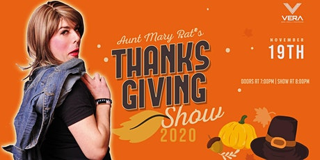 Aunt Mary Pat's Thanksgiving Show tickets