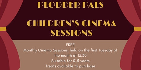 Plodder Pals Cinema Sessions 2021 tickets