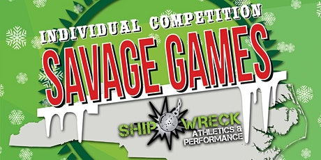 The Savage Games tickets