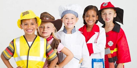 Virtual Kids' Costume Contest - Pets Are Welcome! tickets