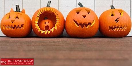 Halloween Pumpkin Carving & Drive Thru Costume Parade tickets